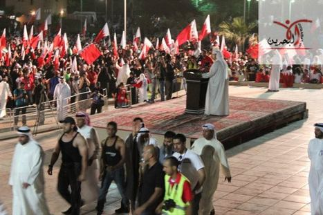 Religion and Politics in Bahrain: (Traffic) Circles of Violence | Human Rights and the Will to be free | Scoop.it