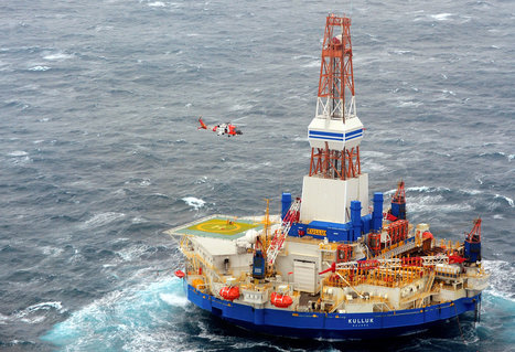 Shell Oil Rig Runs Aground in Alaska | Sustain Our Earth | Scoop.it