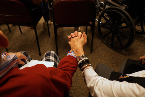 Lifting Their Voices, and Spirits, at a Bronx Nursing Home | Seniors: Learning is Timeless | Scoop.it
