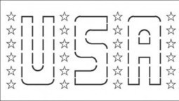 4th Of July ASCII Art : Send a 4th July Message With ASCII Art Pictures | ASCII Art | Scoop.it