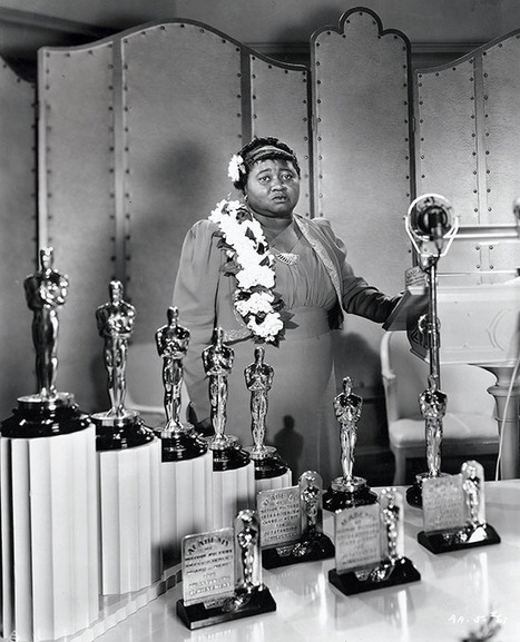 Oscar's First Black Winner Hattie McDaniel Accepted Her Honor in a Segregated 'No Blacks' Hotel in L.A. | Diverse Books and Media | Scoop.it