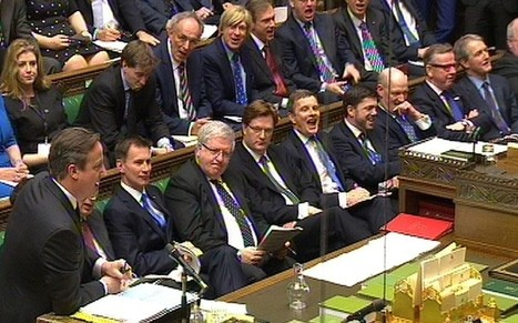 The UK run by men: All-male front bench | UK sexism | Scoop.it