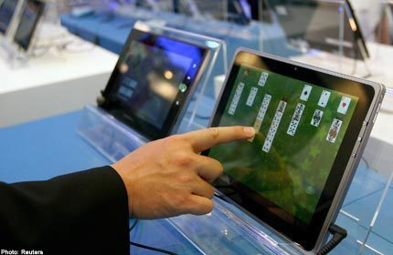 Rise of the tablets - AsiaOne | business app developers | Scoop.it