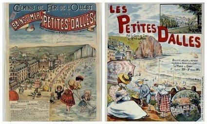 Bains de mer aux Petites-Dalles   Revue de Web par ClC   Scoop.it