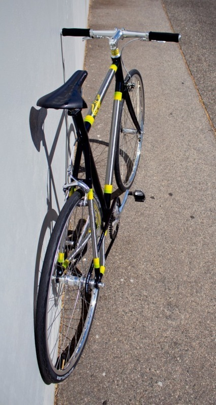 A bike with 3D-printed titanium parts revealed   3D_Materials journal   Scoop.it
