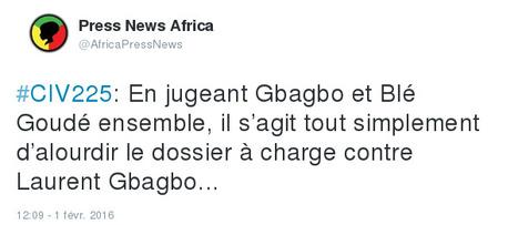 Procès de la CPI envers Gbagbo et Blé Goudé | Actualités Afrique | Scoop.it