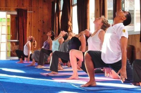 200, 500-Hour Yoga Teacher Training in Rishikesh, India | Yoga Teacher Training India | Scoop.it
