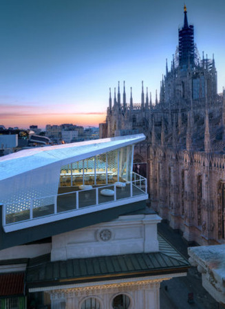 The Cube Temporary Restaurant, by Park Associati | architecture, technology & business | Scoop.it