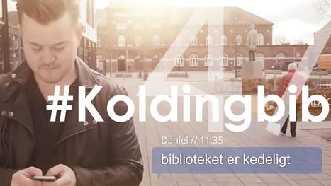 47 grunde til at bruge dit bibliotek #Koldingbib - YouTube   Bibliotekutvikling   Scoop.it