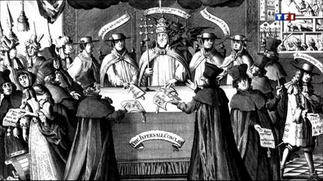 Election du pape : l'histoire du conclave en vidéo - TF1 | Numérique et histoire | Scoop.it