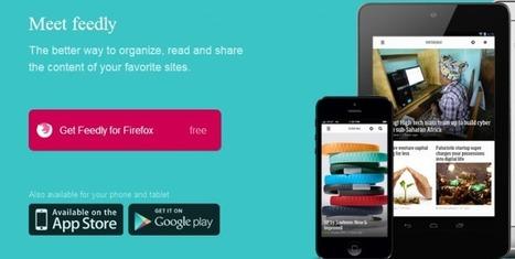 Una docena de alternativas a Google Reader - una docena de | EDUDIARI 2.0 DE jluisbloc | Scoop.it