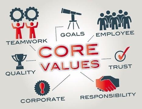 #HR #RRHH Values have value | #HR #RRHH Making love and making personal #branding #leadership | Scoop.it