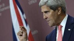 'We're not talking about war': Kerry outlines 'unbelievably small' strike on Syria | Saif al Islam | Scoop.it