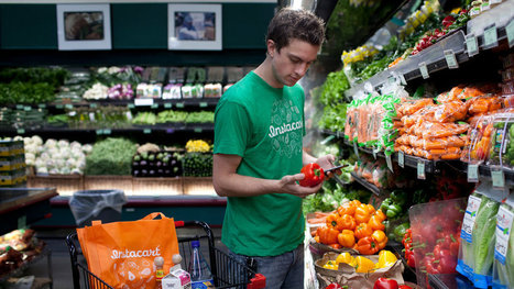 Grocery Deliveries in Sharing Economy | Sharing Economy | Scoop.it