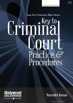 Key to Criminal Court Practice & Procedures - Buy Key to Criminal Court Practice and Procedures Books | Accounting Books - Law, Lega and Taxation Books | Scoop.it