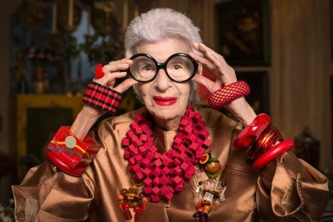 Le Bon Marché to Stage Iris Apfel Exhibition | Les Gentils PariZiens : style & art de vivre | Scoop.it