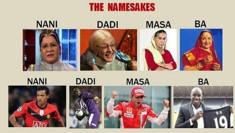 The Namesakes | Funny Pic And Wallpapers | Scoop.it