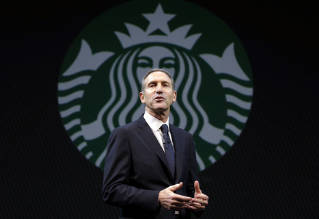 Starbucks CEO Howard Schultz: 'Profitability Is A Shallow Goal' - Huffington Post | CEO's Almanac | Scoop.it