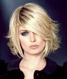Layered Bob Haircuts 2014 | Short Hairstyles | Scoop.it