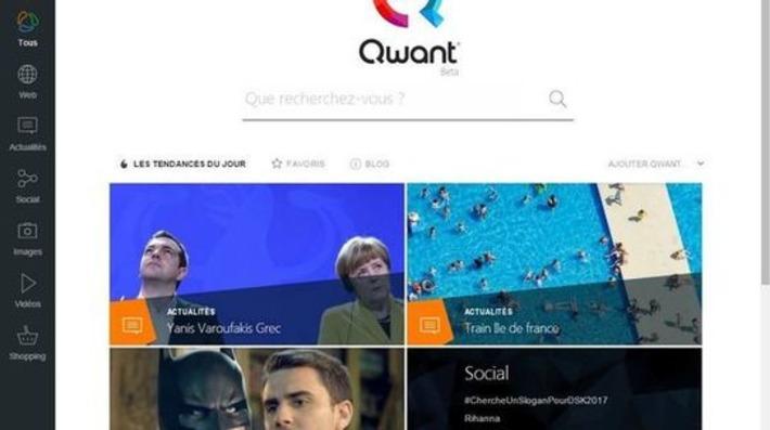 Avec Qwant, la France a son Google! | TIC et TICE mais... en français | Scoop.it