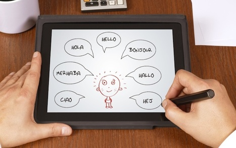Why Technology Is Key to Overcoming the Language Barrier - Mashable | Speak to the future | Scoop.it