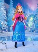 Disney Frozen Sparkle Anna of Arendelle Doll   Toysstore   Scoop.it