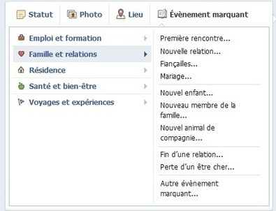 Facebook rajoute une option nouveau-né | MediaBrandsTrends | Scoop.it