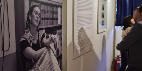 L'intimité de Frida Kahlo dévoilée dans une exposition à Mexico | Art contemporain, photo & multimédias | Scoop.it