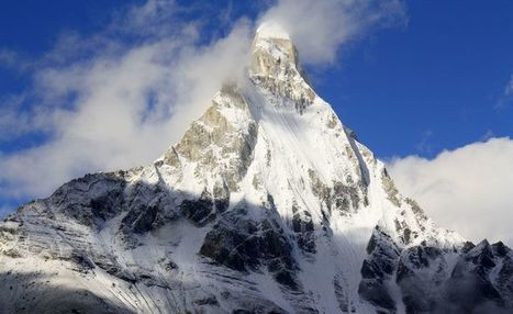14 Facts about the Majestic Matterhorn   Suisse   Scoop.it