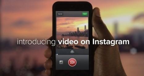 Instagram permitirá vídeos de hasta 15 segundos | ICT hints and tips for the EFL classroom | Scoop.it