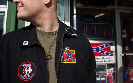 """South Carolina has 19 active hate groups, monitor says"" 