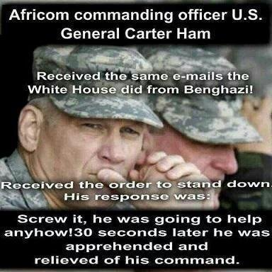 #FUBAR!! Treason in the White House!  #Benghazi | Criminal Justice in America | Scoop.it