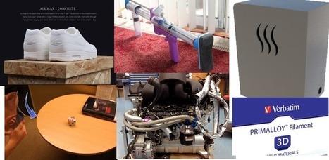 3D Printing: The Stories We Didn't Cover This Week — April 5 | Peer2Politics | Scoop.it