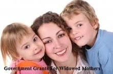 Government Grants For Widowed Mothers With Children | Grants and scholarships | Scoop.it