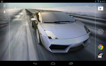 3D Car Live Wallpaper v1.6 | ApkLife-Android Apps Games Themes | Android Applications And Games | Scoop.it
