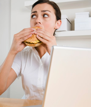 This Is Your Brain on Junk Food - Shape Magazine (blog) | Whole Brain Leadership | Scoop.it