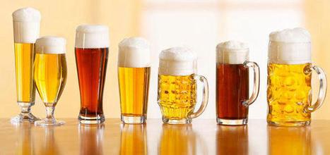 Boire de la bière rend heureux   PLUS TARD   Scoop.it