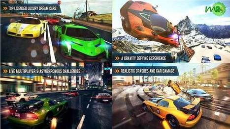Asphalt 8: Airborne Android Hack (Unlimited Money/Star/Xp) | jjjjjj | Scoop.it