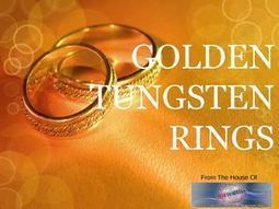 Tungsten Rings Wedding Rings Collection For Men | Tungsten Wedding Rings | Scoop.it