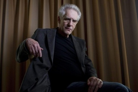David Cronenberg exhibit coming to TIFF in November | 'Cosmopolis' - 'Maps to the Stars' | Scoop.it