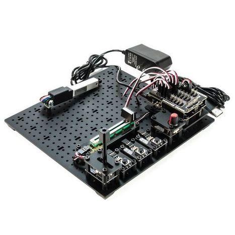 Control a Small Linear Actuator With Arduino | Arduino, Netduino, Rasperry Pi! | Scoop.it