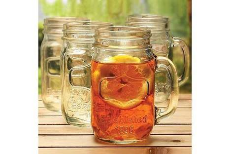 Mason Jars for Drinking and Other Uses | Exist Decor | home | Scoop.it