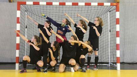 Les filles du collège au championnat de France de Futsal - Site du collège Joachim du Bellay | La technologie au collège | Scoop.it