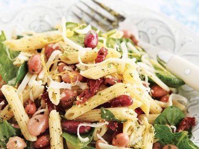 Tuscan Bean and Pasta Salad | pasta | Scoop.it