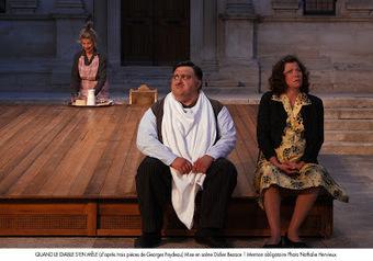 Didier Bezace envoie le diable aux trousses de Feydeau - Fêtes noctures de Grignan (Drôme) | Revue de presse théâtre | Scoop.it