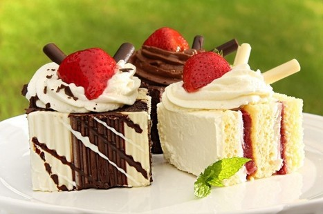 What Are The Health Benefits Of Eating Cakes? | Online birthday cake in Brisbane | Creative cakes by Deborah Feltham | Scoop.it