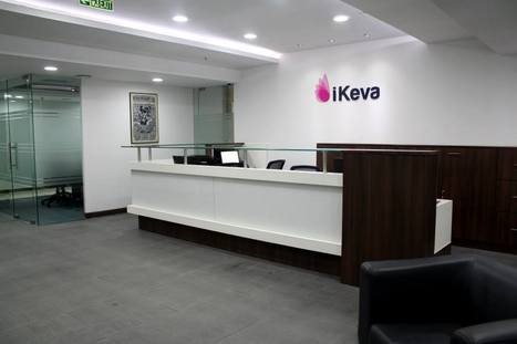 Facelift Your Reception, Serviced Office Space, Virtual Office Meeting Rooms | Productive Office Space setup | Scoop.it