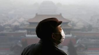 China's smog taints economy, health | Social Mercor | Scoop.it