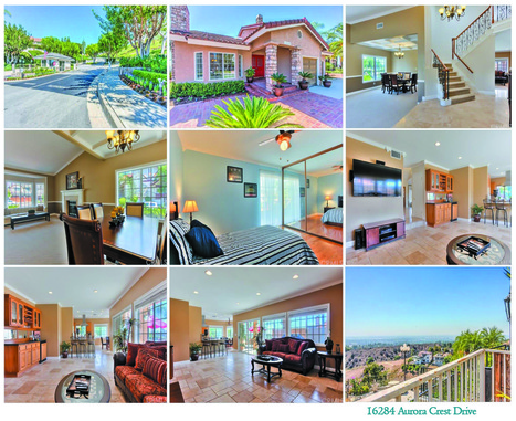 16284 Aurora Crest Drive, Whittier, CA 90605 (MLS # PW15221991) - Whittier Real Estate | Whittier Homes For Sale | Whittier Condos - Whittier Real Estate | Whittier Homes For Sale | Whittier Condos | Trinity Realty  and Investment | Scoop.it