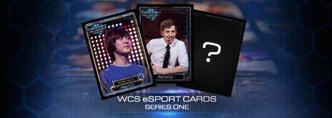 WCS eSport Trading Cards to Debut at BlizzCon® 2013 - Battle.net | l'esport | Scoop.it